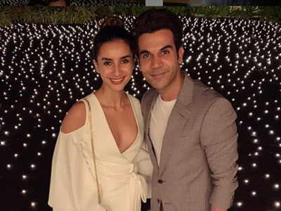 Valentine's Day: Rajkummar Rao pens a lengthy love letter for girlfriend Patralekha