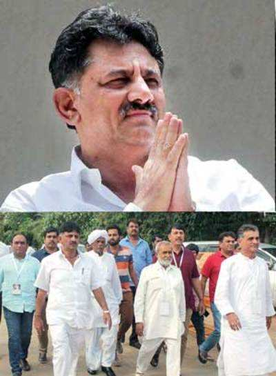 DK wanted to please Delhi bosses, but ended up angering the Centre