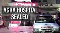 Agra hospital sealed, owner booked
