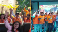 Lok Sabha Elections 2019: BJP supporters from Dubai and Australia celebrate