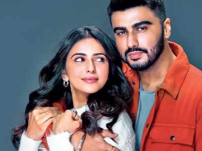 Arjun Kapoor and Rakul Preet Singh reunite on October 24 to take their love story forward