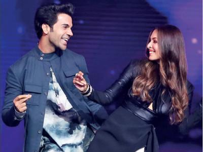 Malaika Arora raves about Rajkummar Rao's dancing skills