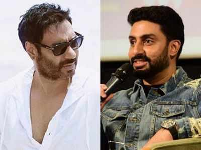 Ajay Devgn offers another film to Abhishek Bachchan?