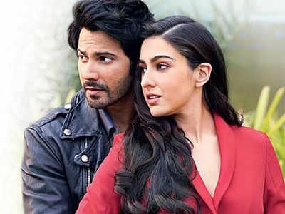 Sara Ali Khan: David Dhawan sir was angry at Varun Dhawan, vented on me