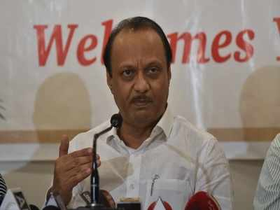 NCP leader Ajit Pawar: Harshavardhan Patil already decided to quit, he is just blaming us