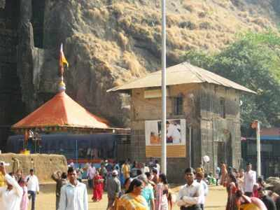 Ekvira Devi temple: Charity commissioner instructs temple trust to not keep any donation plate in the temple