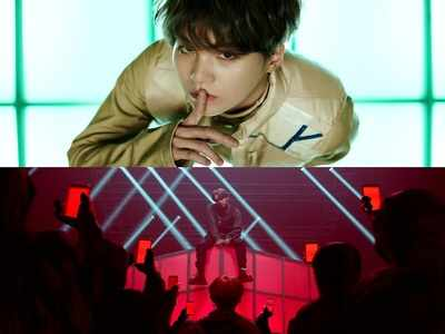 Watch: BTS' Suga tackles the shackles of fame in 'Interlude: Shadow'
