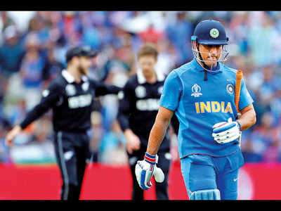 Where did Team India go wrong in the cricket World Cup semi-final against New Zealand on Wednesday?