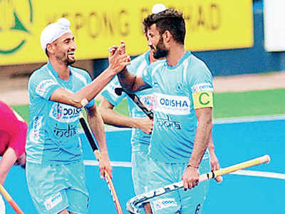 India set for final hurdle vs Korea