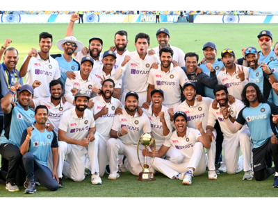 BCCI announce Rs 5 crore bonus as India beat Australia 2-1 to retain Border-Gavaskar Trophy