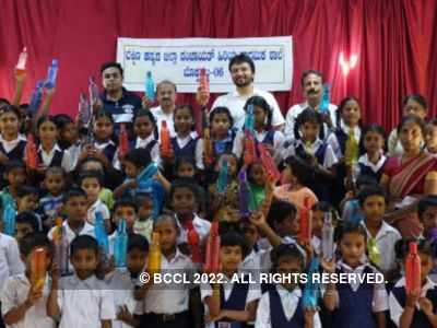 Karnataka: After Kerala and Pune, this government school in Mangaluru to also implement water bell initiative