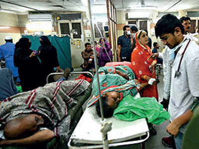 150 taken ill after consuming biryani
