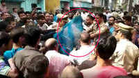 On cam: Cops use ropes and fishing net to overpower Salman Khan's ex-bodyguard