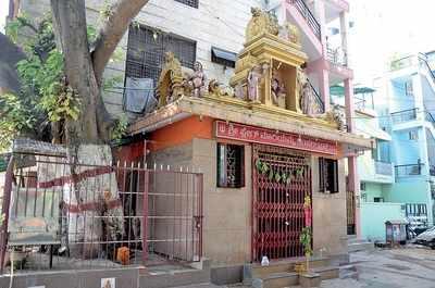 Bengaluru's plague amma temples