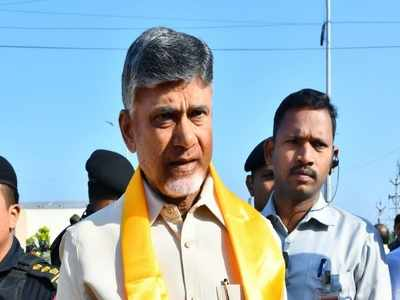 TDP's Chandrababu Naidu walks backwards to ridicule Andhra Pradesh CM Jaganmohan Reddy's 'reverse rule'
