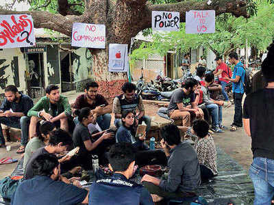 FTII students turn to Wisdom Tree in absence of classes