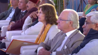 Uttarakhand: Swedish royal couple inaugurate Sarai Sewage Treatment Plant