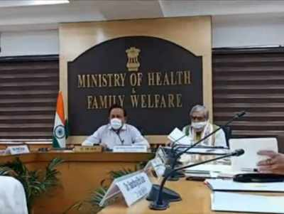 Situation is Maharashtra a matter of concern: Union Health Minister Harsh Vardhan