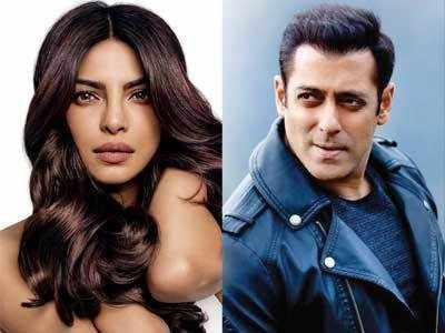 Priyanka Chopra to play Salman Khan's heroine in Bharat