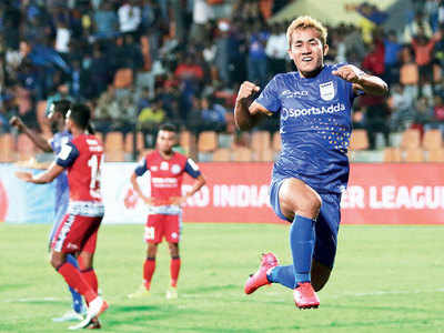 Bidyananda Singh does star turn