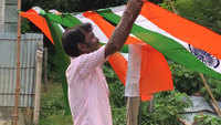 COVID-19 hits flag making business in Agartala ahead of Independence Day