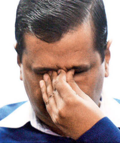 Disqualification of 20 AAP MLAs gets Prez nod
