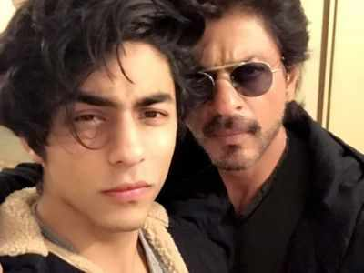Aryan Khan steps into the film industry with The Lion King