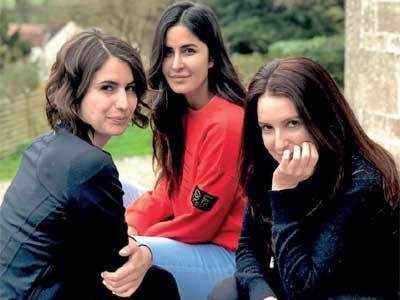 Katrina Kaif introduces yet another sister