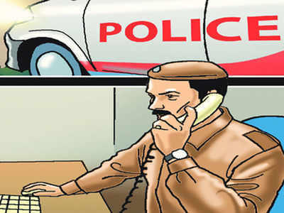 Suicide drama in Chamarajpet police station