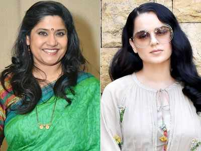 Renuka Shahane on demolition at Kangana Ranaut's office: Appalled by the 'revenge demolition' carried out by BMC