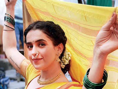 Sanya Malhotra puts her dancing shoes away for now