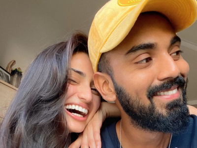 Did Athiya Shetty and KL Rahul finally make their relationship official?
