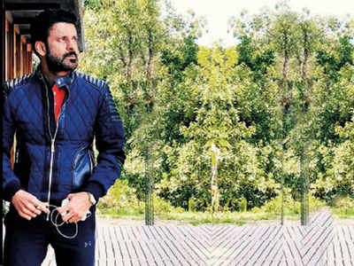 Manoj Bajpayee will ring in his 51st birthday in the hills of Uttarakhand