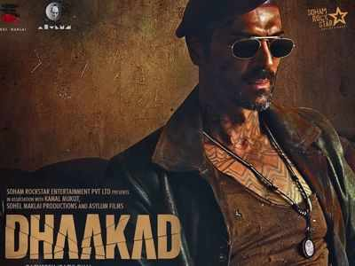 Arjun Rampal unveils his first look from Kangana Ranaut-starrer Dhaakad