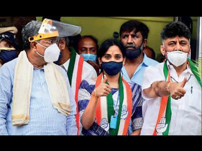 Bengaluru: Will DK Ravi factor work for Congress in RR Nagar?