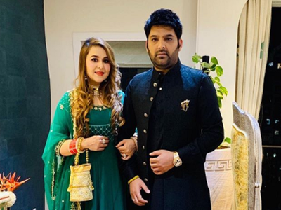 Kapil Sharma and Ginni Chatrath blessed with baby girl