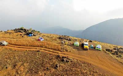 Ham radio experts study Kudremukh area