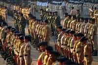Pune police get ready for Republic Day parade