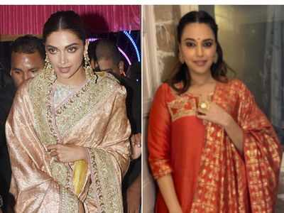 Deepika, Swara visit Lalbaugcha Raja on the tenth day of Ganeshotsav