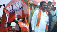 BJP candidate from Gadchiroli Ashok Nete says people voted for development