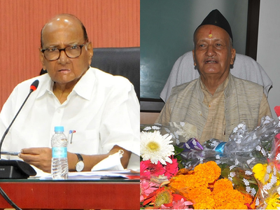 Sharad Pawar mocks Governor Bhagat Singh Koshyari over missing pictures of 'swearing-in ceremony' in coffee table book