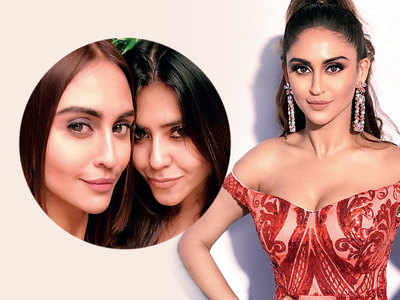 Krystle D'souza on her Bollywood debut with Amitabh Bachchan, Emraan Hashmi-starrer Chehre