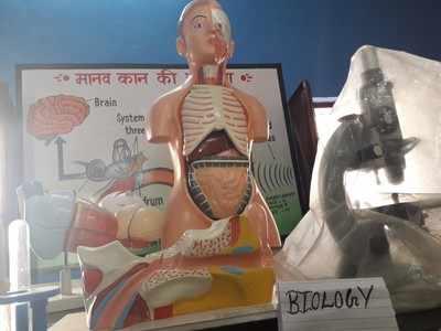 Schools use Meena Manch to talk about menstrual hygiene