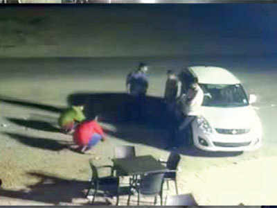 Refused food, cops thrash eatery staff in Ahmedabad; probe initiated