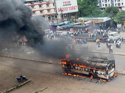 Maratha quota agitation: Maharashtra on the boil again