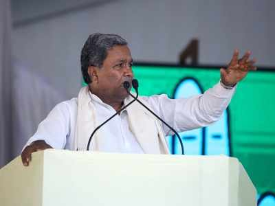 Siddaramaiah slams BJP for not inducting any Dalit MP from Karnataka in Union Cabinet