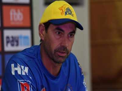 CSK coach Stephen Fleming: Assessing wicket, picking right combination the key