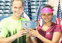 Incredible to win US Open title: Sania Mirza