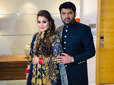Kapil Sharma thanks God for the best gift of his life