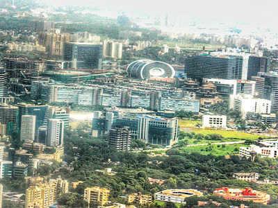 Govt's lofty plans for international finance centre cut to size